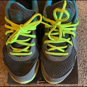 Under Armour Shoes Great Condition 7.5